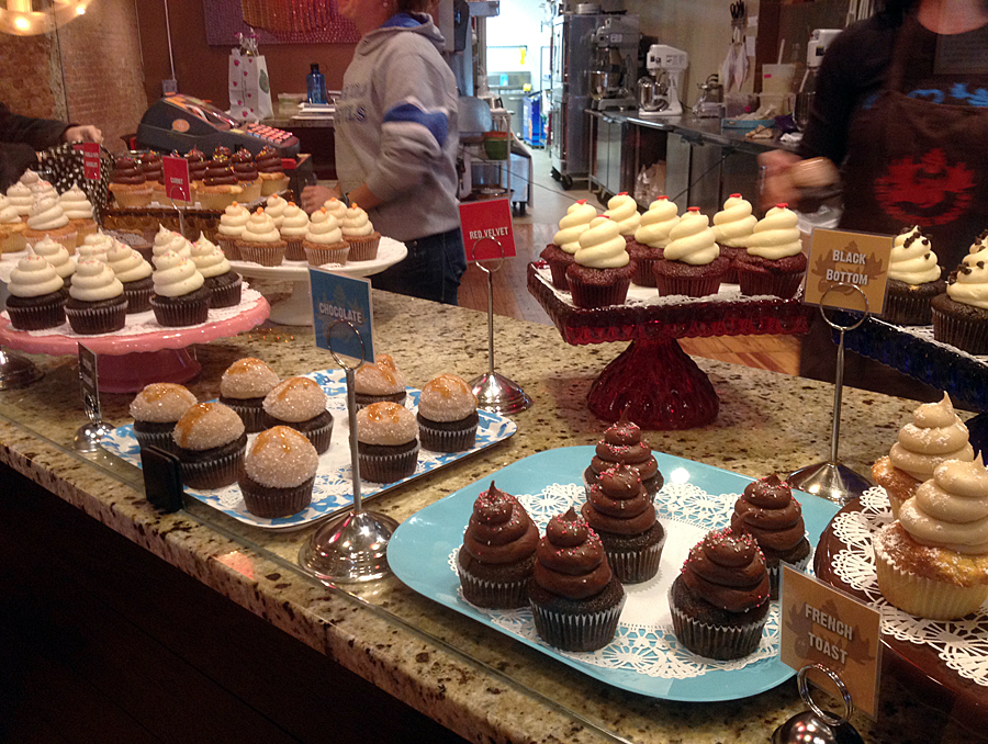 Find A Cupcakery Before You Get Hangry, Mkay?