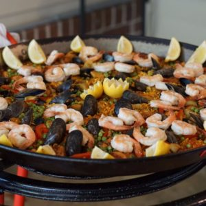 EuroKera's Cultural Alliance Week - Paella Dinner
