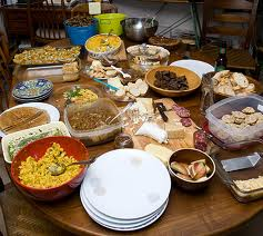 Unser Tipp Fuer Naechste Woche / Our Suggestion For Next Week: ICU Potluck-Luncheon