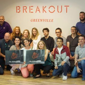 EuroKera's Cultural Alliance Week - Breakout Greenville